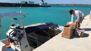 South Caicos Ferry